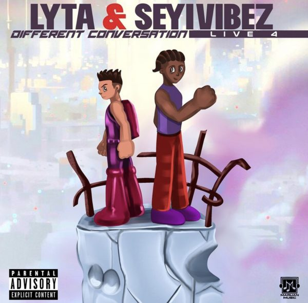 Lyta – Different Conservation (Live For) ft. Seyi Vibez