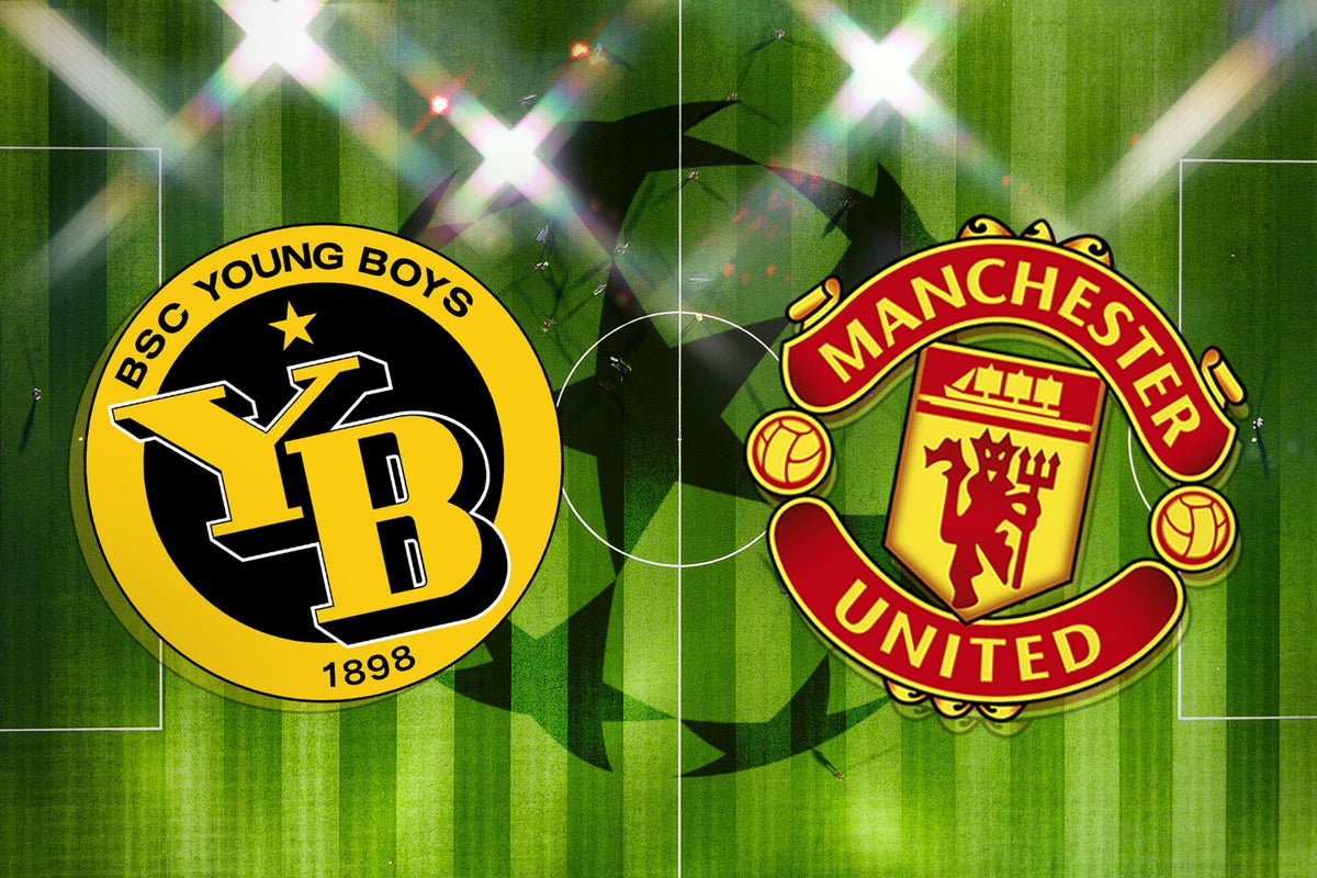 Young Boys vs Manchester United (UEFA Champions League)